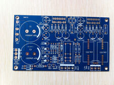 Bare PCB for TDA7293 TDA7294 Power Amplifier Board w/ UPC1237 Protection Circuit