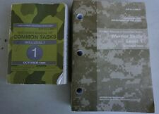 2 Army Soldier's Manuals of Common Tasks Stp-21-1 dtd 1994 & 2006 (Loc= E4 bin)