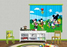 Ag Design FCS XL 4307 - Tende per Camera Bambini motivo Topolino Disney