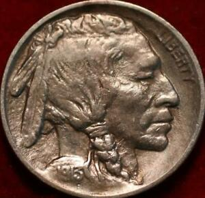 1913 Type I Philadelphia Mint Buffalo Nickel