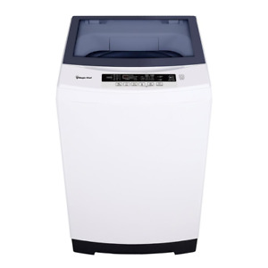 Magic Chef Top Load Washer 3.0 cu. ft. 120-Volt Delay Start Stainless Steel Drum