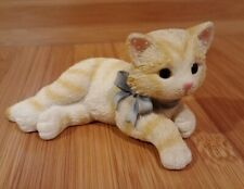 """Enesco Calico Kittens """"Let's Snuggle Up"""" Figurine"""