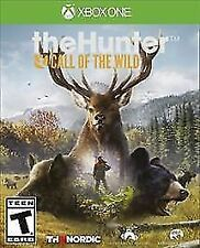 Hunter: Call of the Wild (Microsoft Xbox One, 2017)