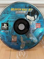 Dragon Ball GT: Final Bout (Sony PS1 1997) Bandi release, tested, Disc Only