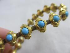 Turquoise Bracelet Victorian Fine Jewellery