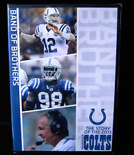 Band Of Brothers The Story Of The 2013 Indianapolis Colts NFL football