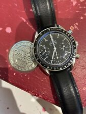 Omega Speedmaster Reduced 3510.50.00 w/ Leather Strap & Box