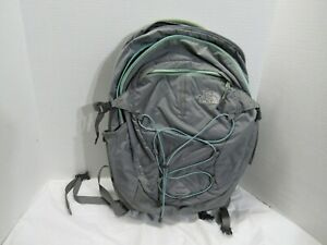 THE NORTH FACE Backpack BOREALIS Gray Outdoor Hiking Laptop Tablet Bag Padded