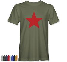 Red Star T-shirt worn by Stipe REM R.E.M Socialism Communism