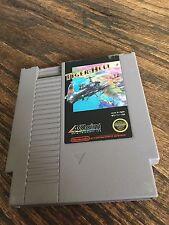 Tiger Heli Original Nintendo NES Game Cart NE2