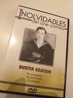 Dvd  BUSTER KEATON 3 PELIS (EL NAVEGANTE ,EL AERONAUTA ,EL COLEGIAL )