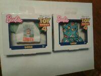 Barbie Disney Pixar Toy Story 4 Fashion Clothing Top & dress  Buzz Lightyear
