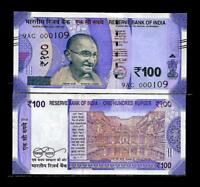 Rs 100/- INDIA Banknote NEW Issue LATEST PATTERN 2018 Latest Issue 1ST Issue