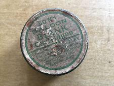 Antique Eley No. 1 Saloon Blank Cartridges Percussion Cap Tin - No Contents