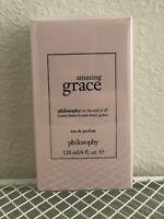 Philosophy Amazing Grace Perfume Eau de Parfum EDP 4oz *Limited Edition Holiday*