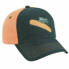DEKALB SEED *YOUTH* Green & Yellow Twill * Logo CAP HAT *BRAND NEW* DS47