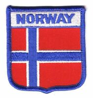 Tromsö Stadtwappen Patch,Aufbügler,Aufnäher,Norwegen,Norway
