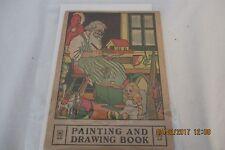 Vintage 1922 Painting and Drawing Book ~ Unused