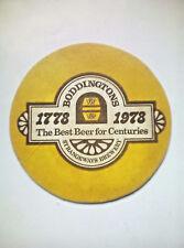 Vintage BODDINGTONS BEER - Cat No'21 Beermat / Coaster