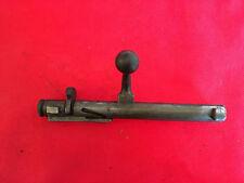 Carcano italian M38 6.5 rifle parts, bolt