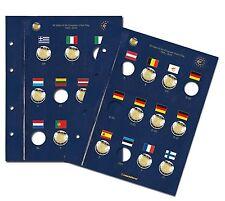 Leuchtturm Münzblätter Vista für 2 Euro 30 Jahre EU-Flagge