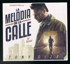 TONY DIZE - LA MELODIA DE LA CALLE 3RD SEASON - 2014 - 17 TRACKS - NEUF NEW NEU