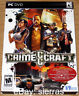 CRIMECRAFT (PC DVD-ROM) Brand NEW Factory-SEALED **Please Read Auction Text**