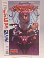 ALL NEW ULTIMATE SPIDER-MAN #15  MARVEL COMICS VF/NM CB1190