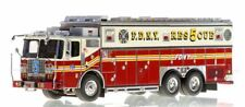 FDNY Ferrara Rescue 5 Staten Island 1/50 Fire Replicas FR026-5 New