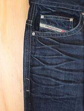 men's Diesel jeans THAVAR slim skinny in ORZ32 blue wash s 29, 31, 34, 38