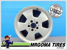 1 WHEEL MERCEDES 17X8.25 USED RIM 5X112 SL500/SL600 1998 - 2000 MIAMI 8.25X17