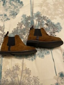 Boys ted baker boots size 7