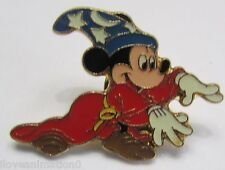 Disney Pin 23661 DS Fantasia 1940-1995 Tin Sorcerer's Apprentice Mckey Pin
