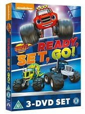 Blaze and the Monster Machines: Ready, Set, Go Collection [DVD]