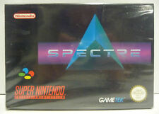 SPECTRE - SUPER NINTENDO SNES PAL BOXED