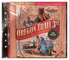 Oregon Trail 3rd Edition (PC Games, 1998) BRAND NEW SEALED - FREE U.S. SHIPPING