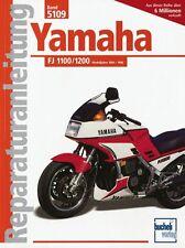 YAMAHA FJ 1100 / 1200 Reparaturanleitung Reparatur-Handbuch Reparaturbuch Buch