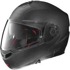 NOLAN N104 ABSOLUTE 010 FLAT BLACK MATT FLIP MOTORCYCLE HELMET - SMALL **SALE**