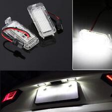 LED Kennzeichenbeleuchtung für Fiesta Focus 3 Mondeo 4 Galaxy KUGA C MAX S MAX