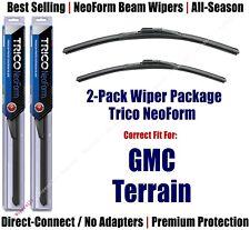 2-Pack Super-Premium NeoForm Wipers fit 2018+ GMC Terrain - 16240/180