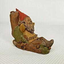 Vintage Retired 1983 Cairn Studios Tom Clark Gnome SATURDAY Mold Number 70