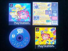SPIN JAM : JEU Sony PLAYSTATION PS1 PS2 (arcade COMPLET envoi suivi PAL)