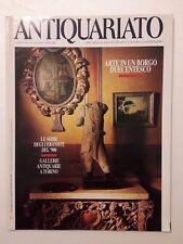 Antiquariato n.182 anno 1996 - Arte in borgo duecentesco