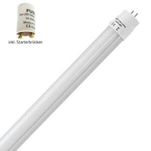 60CM 9W LED T8 Transparent Tube Röhre Lampe Leuchtstoffröhre Warm Neutral Kalt