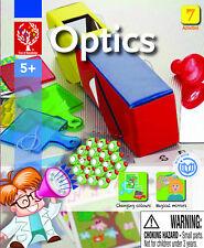 EDU-Toys Kleiner Experimentierkasten Optik für Kinder ab 5 Jahren deutsch