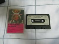 Iron Butterfly in-a-Gadda-da-Vida IN A Gadda Da vida Cinta Cassette rare