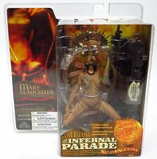 McFarlane Toys Clive Barker The Infernal parade-Mary Boucherie action figure