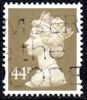 1999 Sg Y1719 44p Grey-Brown (2 Bands) DLR Very Fine Used