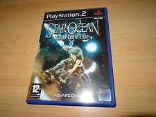 Star Ocean Till the End of Time PS2 MINT COLLECTORS  PAL VERSION