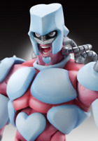 JOJO Super Action Statue Crazy Diamond 160mm action figure Medicos JAPAN 2020